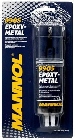 �а��инки по зап�о�� mannol epoxy metal