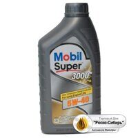 MOBIL масло моторное SUPER 3000 X1 5W-40 1л.