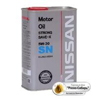 NISSAN STRONG SAVE X 5w-30 SN Chempioil 1л. масло моторное